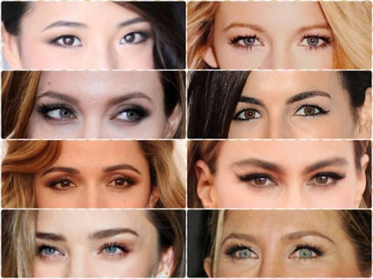 Что форма глаз может сказать о характере человека: 5 типов – 5 разных личностей - леди - психология на joinfo.ua