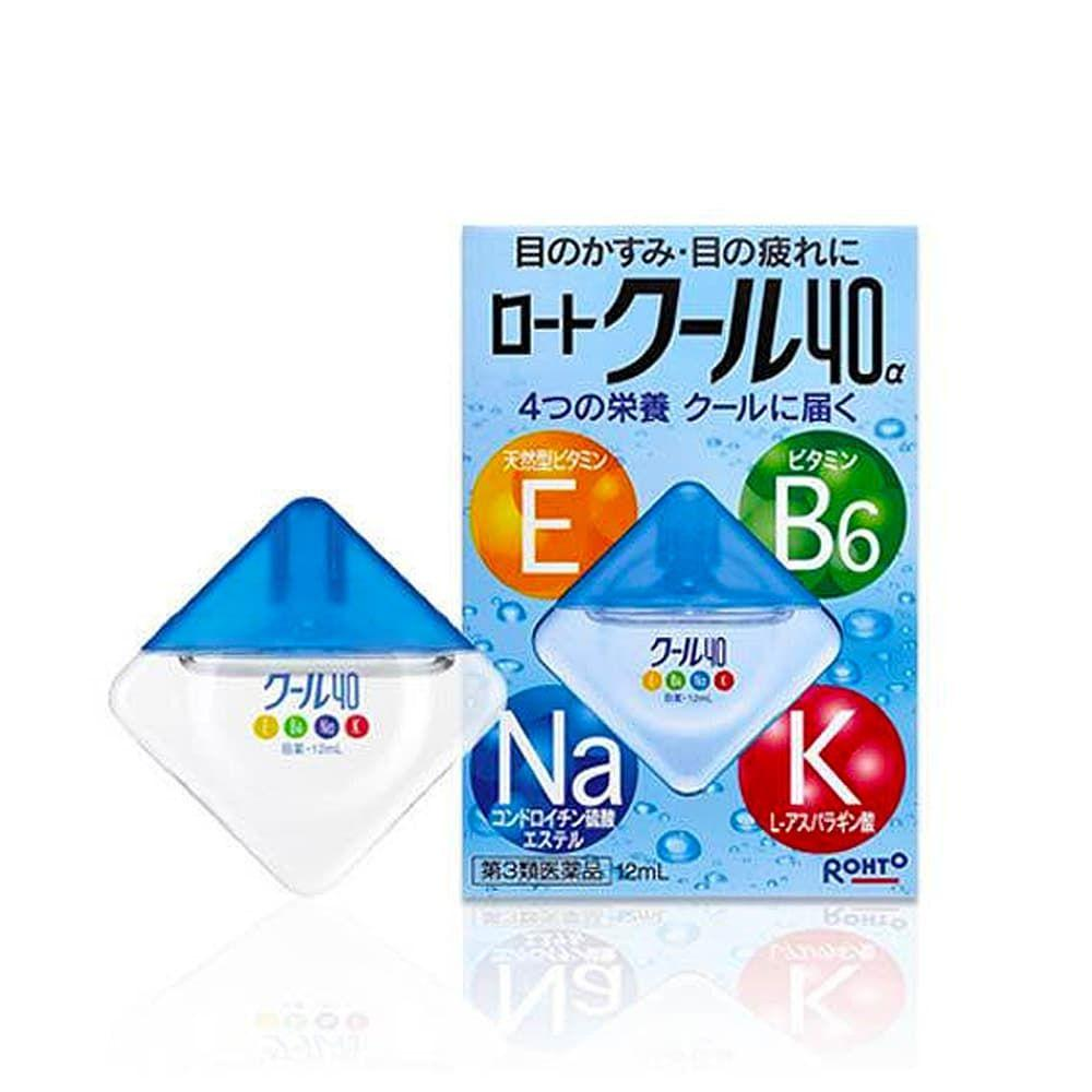 Японские капли для глаз с витаминами: отзывы, инструкция
