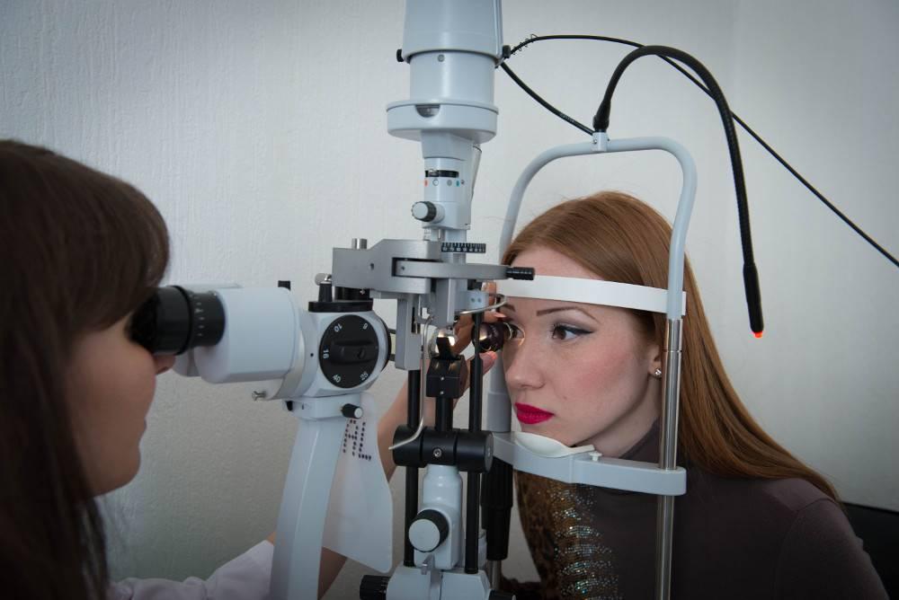 Современные методы диагностики зрения