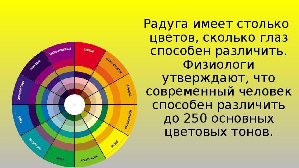 Как видят цвета мужчины и женщины, особенности зрения и восприятия цветов