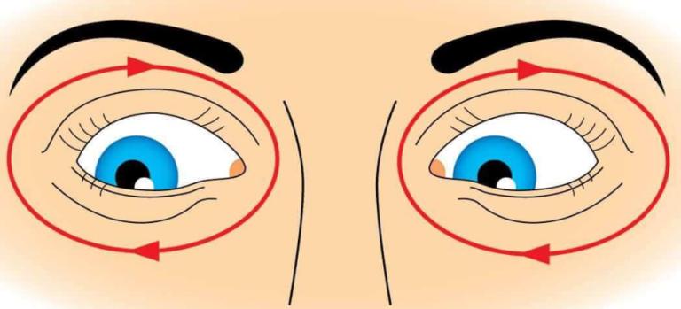 Упражнения и гимнастика для глаз при катаракте.