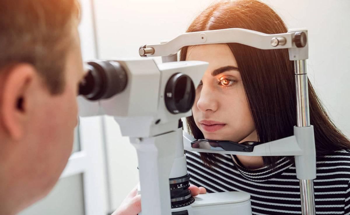 Гониоскопия органов зрения