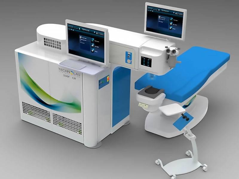 Фемтосекундный лазер - что это, применение в офтальмологии