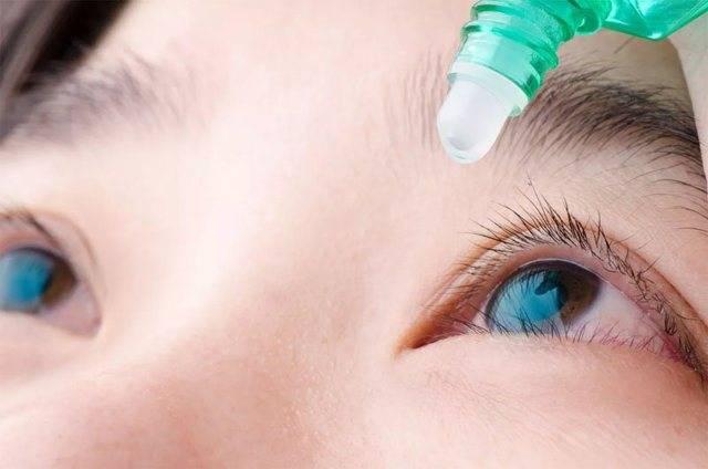 Чем можно промыть глаза новорожденному?