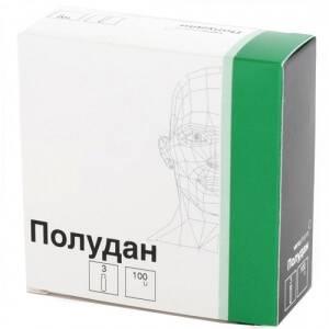 Полудан аналог глазные капли - мед портал tvoiamedkarta.ru