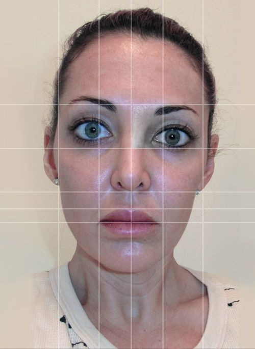 Асимметрия лица - как исправить без операции? виды и причины асимметрии лица - tony.ru