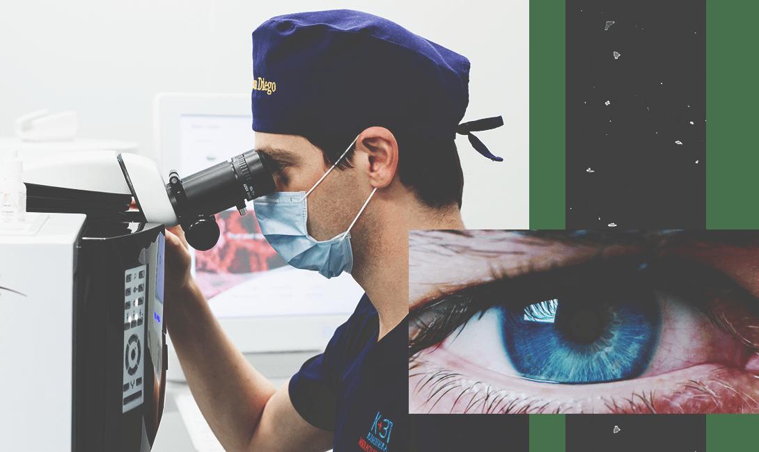 Дают ли больничный после лазерной коррекции зрения