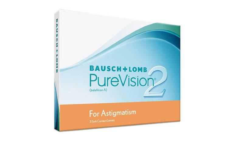Контактные линзы pure vision от компании bausch lomb - плюсы и минусы по отзывам пользователей и особенности модели 2hd