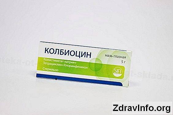 Колбиоцин мазь: инструкция, глазная, аналоги, по применению
