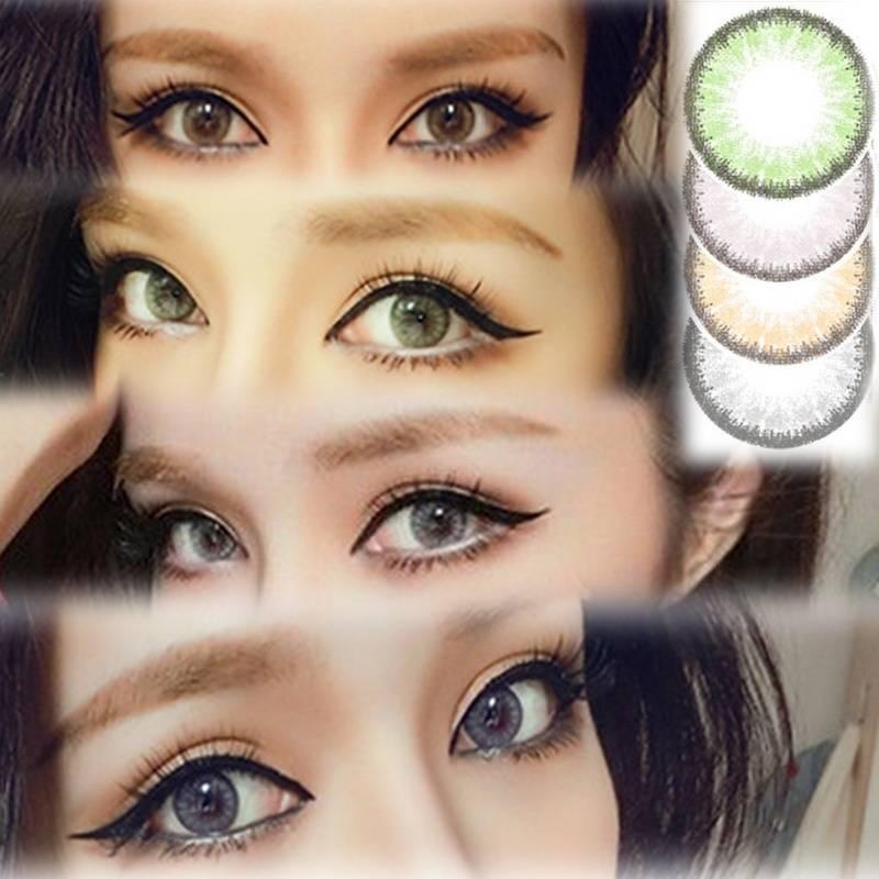 Как изменить цвет глаз в домашних условиях, можно ли провести изменение навсегда