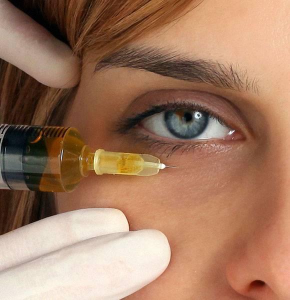 Методы введения лекарственных средств в офтальмологии
