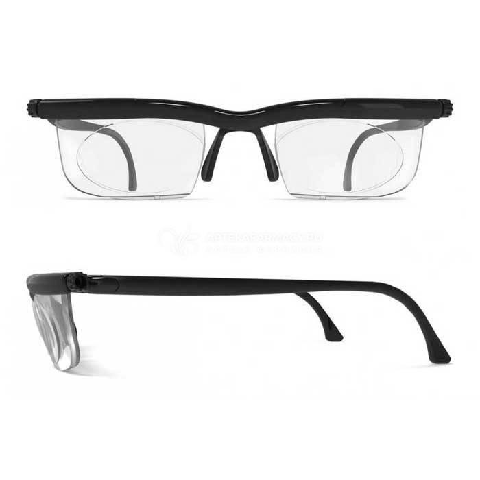 Очки adlens для коррекции зрения: полный обзор