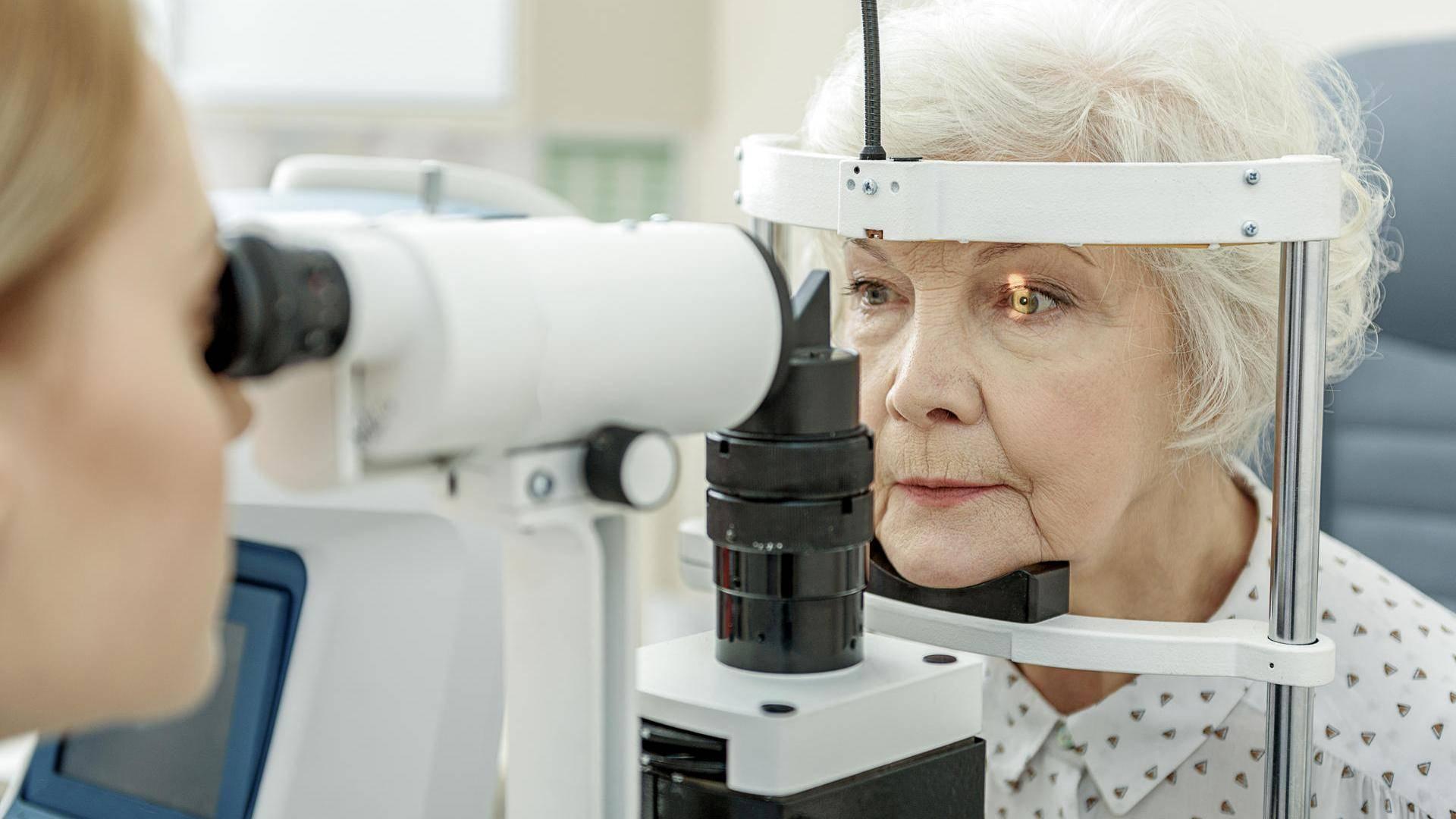 Глаукома: причины, симптомы, лечение и профилактика - народные средства для пожилых людей