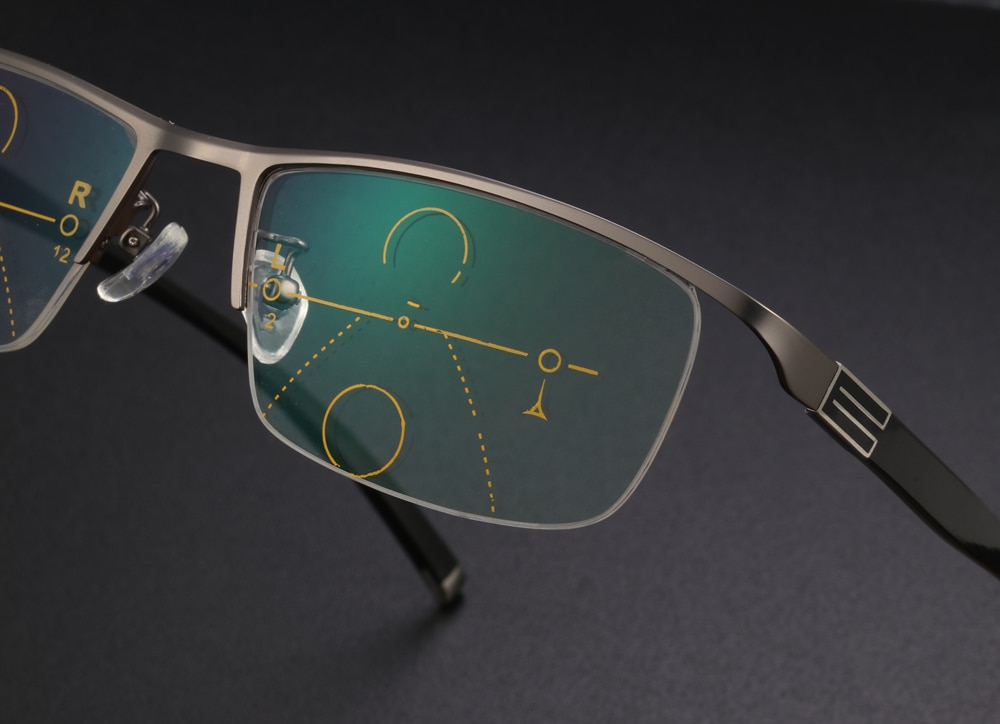 Мультифокальные линзы - что это такое, контактные для глаз и в очки: бифокальные, прогрессивные, multifocal