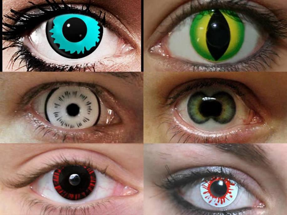 """Склеральные линзы: плюсы и минусы оптики - """"здоровое око"""""""