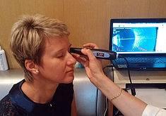 Суть метода эхобиометрии глаза