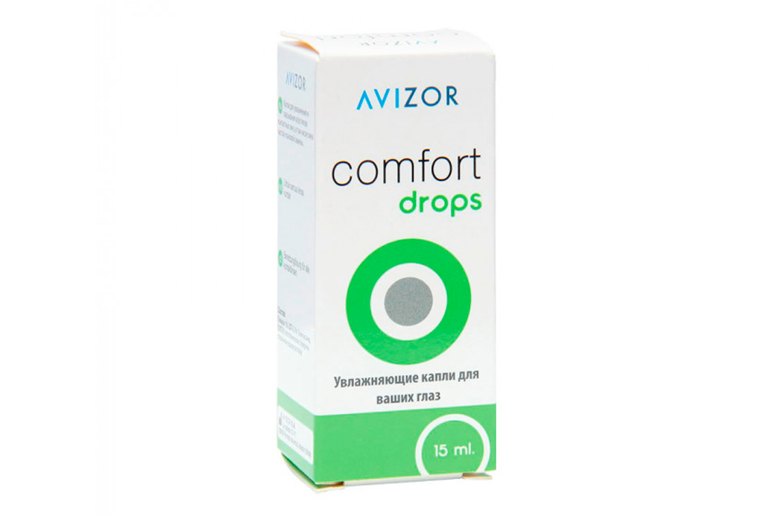 Avizor moisture drops - капли для глаз, цена, отзывы