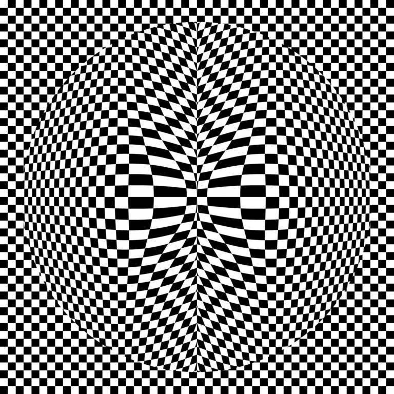 Обман зрения в картинках — prozreniye.ru