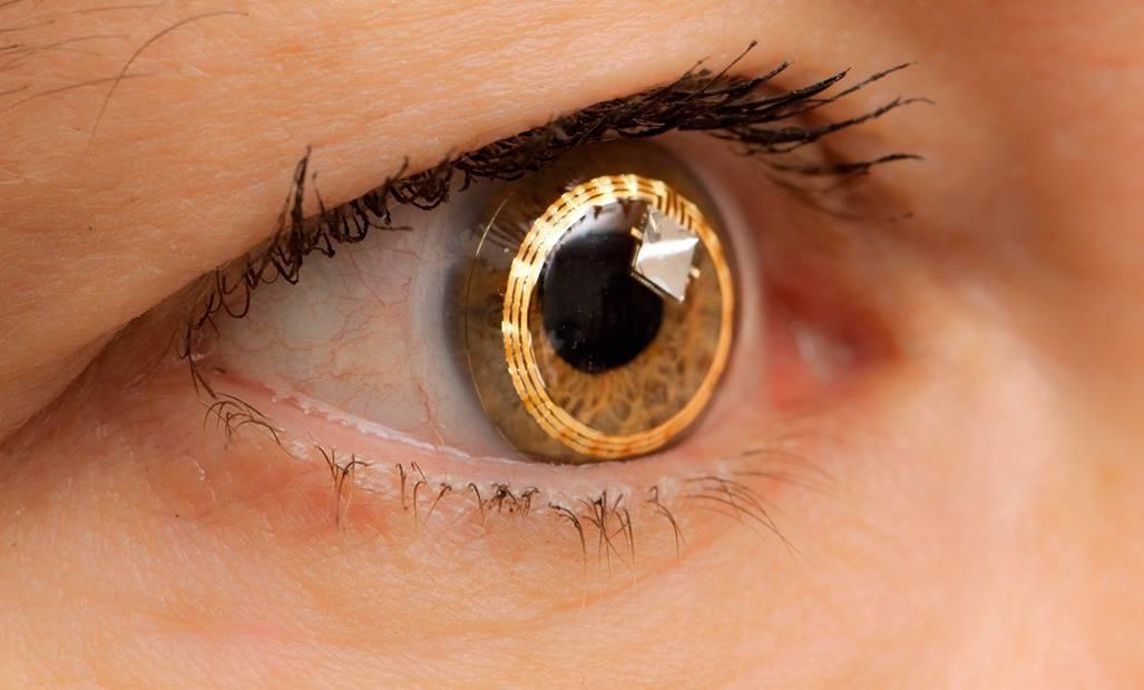 Умные контактные линзы: что это обозначает и как работает
