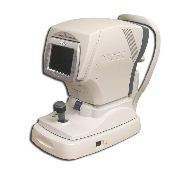 Авторефкератометр и авторефрактометр: особенности и отличия — офтальмология