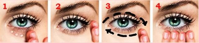 Техника для восстановления остроты зрения и снятия напряжения
