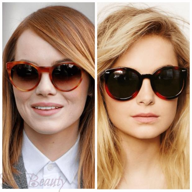Как правильно выбрать солнцезащитные очки – по типу защиты и форме: для круглого и овального, квадратного и треугольного, узкого и полного лица