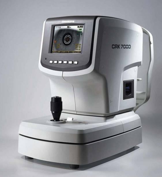 Авторефрактометр, авторефкератометр hrk-7000 a huvitz ю. корея