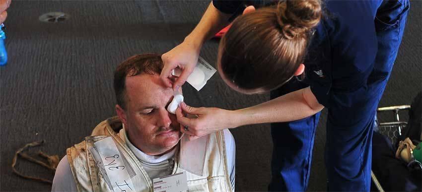 Методы лечения проникающих ранений глаз