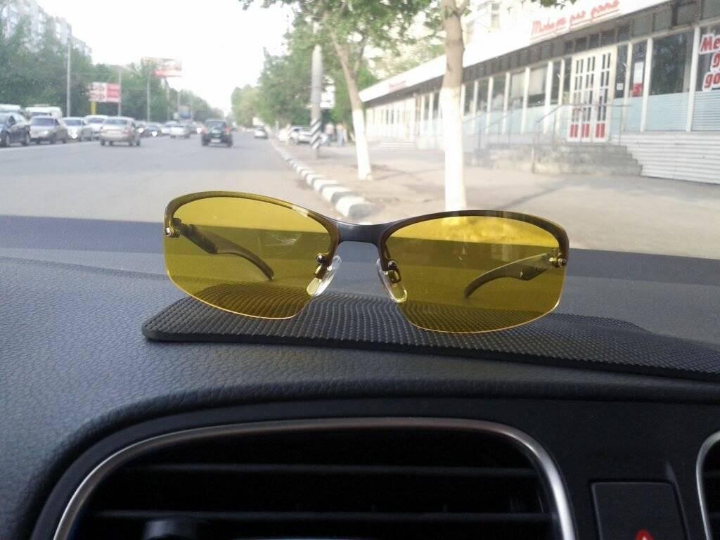 Для чего носят очки с желтыми стеклами - медицинский справочник medana-st.ru