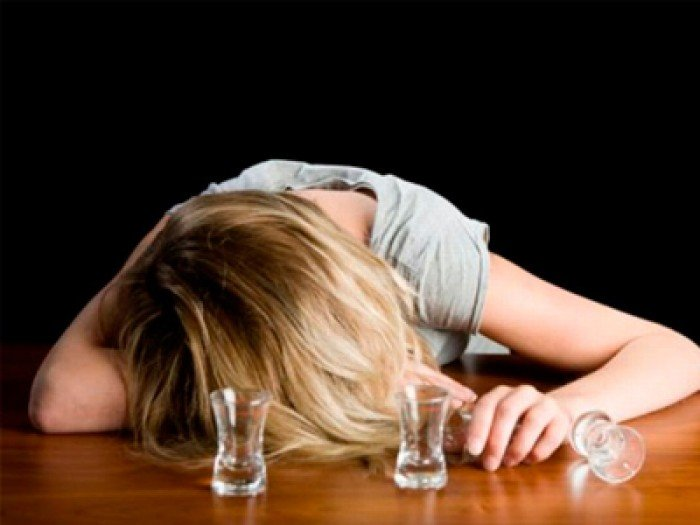 Почему после алкоголя ухудшается зрение