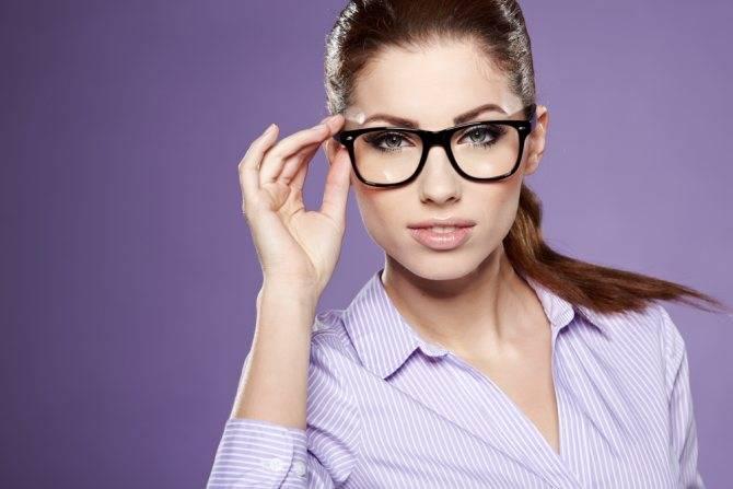 Нужно ли носить очки при близорукости постоянно, какие очковые линзы лучше для зрения, на плюс или минус, как привыкнуть к ношению