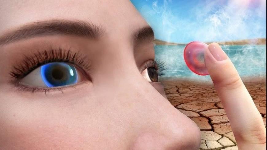 Умные контактные линзы mojo lens позволят управлять приложениями с помощью взгляда | rusbase