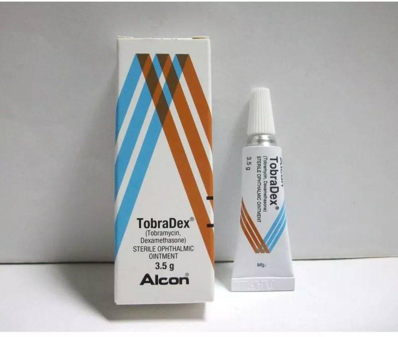 Тобрадекс капли глазные - инструкция, цена, отзывы