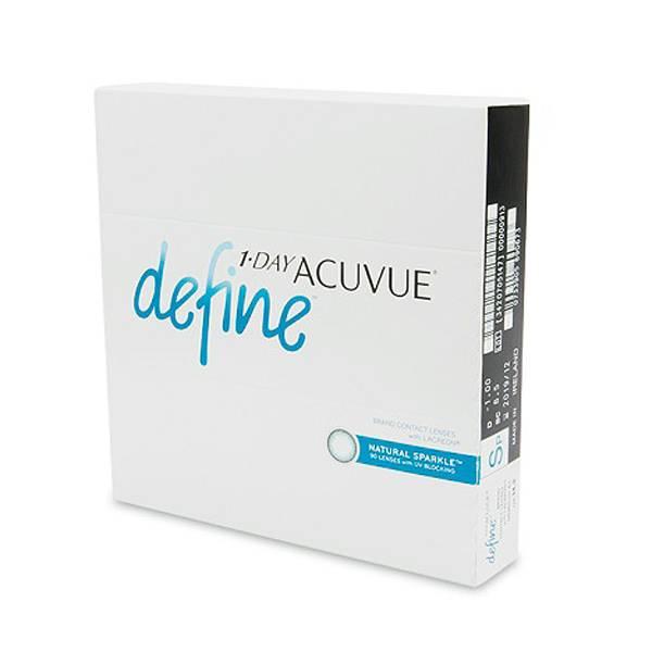 Контактные линзы acuvue define - обзор, особенности и отзывы - druggist.ru