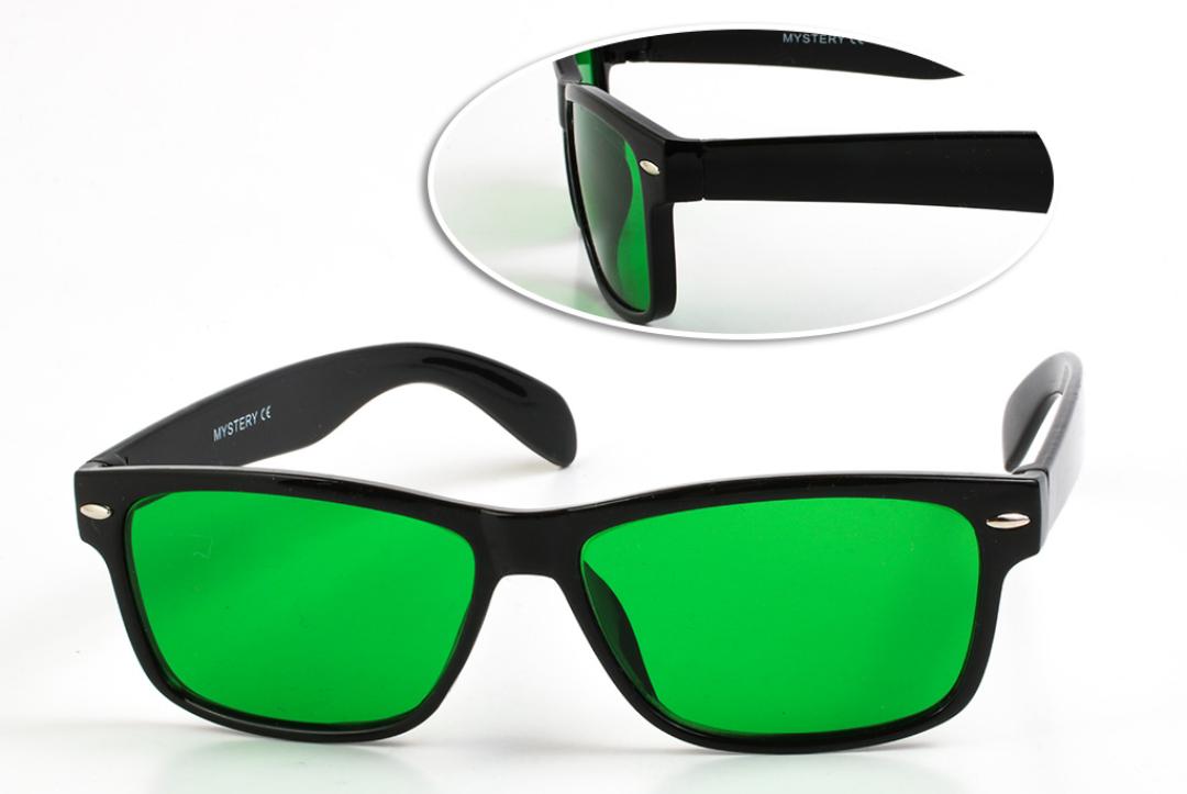 Глаукомные очки - как носить, зеленые, солнцезащитные