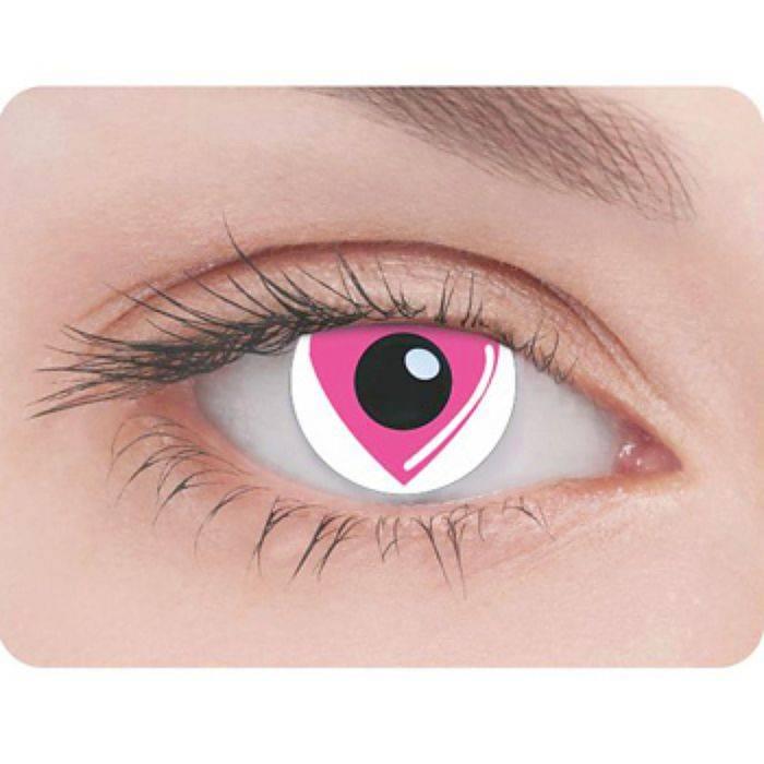Цветные линзы для глаз — обзор, фото, отзывы