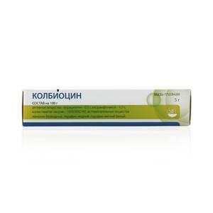 Колбиоцин - инструкция по применению, цена и отзывы