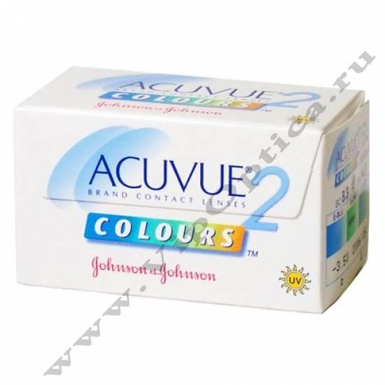 Цветные контактные линзы johnson&johnson acuvue2 colours - отзывы на i-otzovik.ru