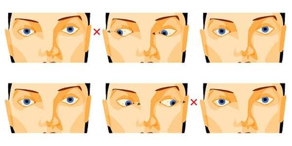 Улучшаем зрение с помощью гимнастики для глаз норбекова