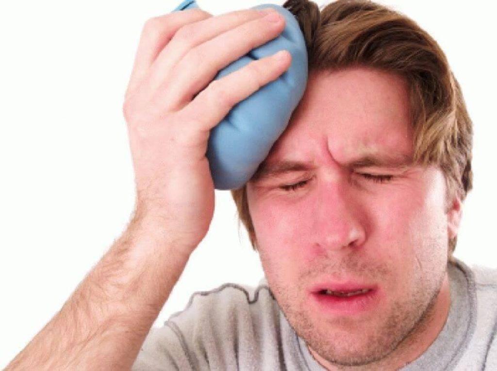 Дискомфорт в глазах после снятия очков - грипп