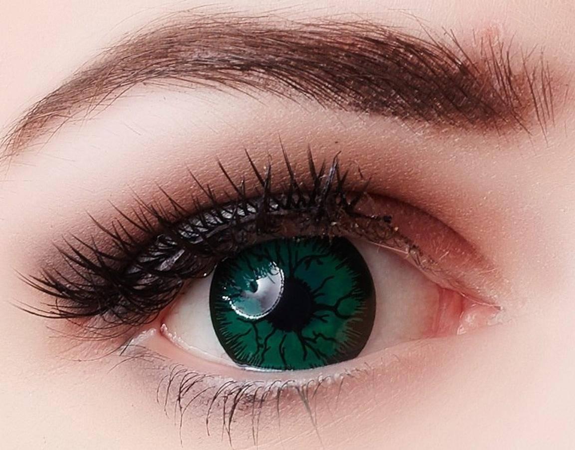 Не вредны ли цветные контактные линзы для глаз? особенности использования цветных линз - лайфхакер