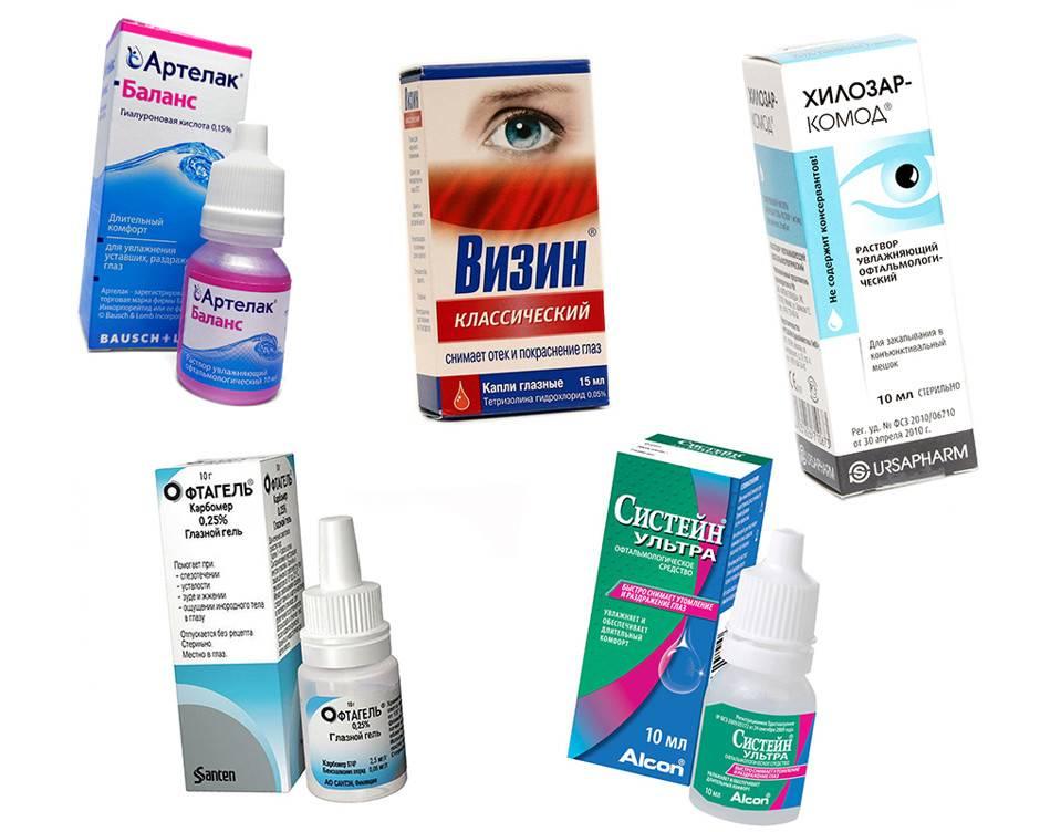 Глазные капли визин: описание и действие препарата, обзор дешевых аналогов