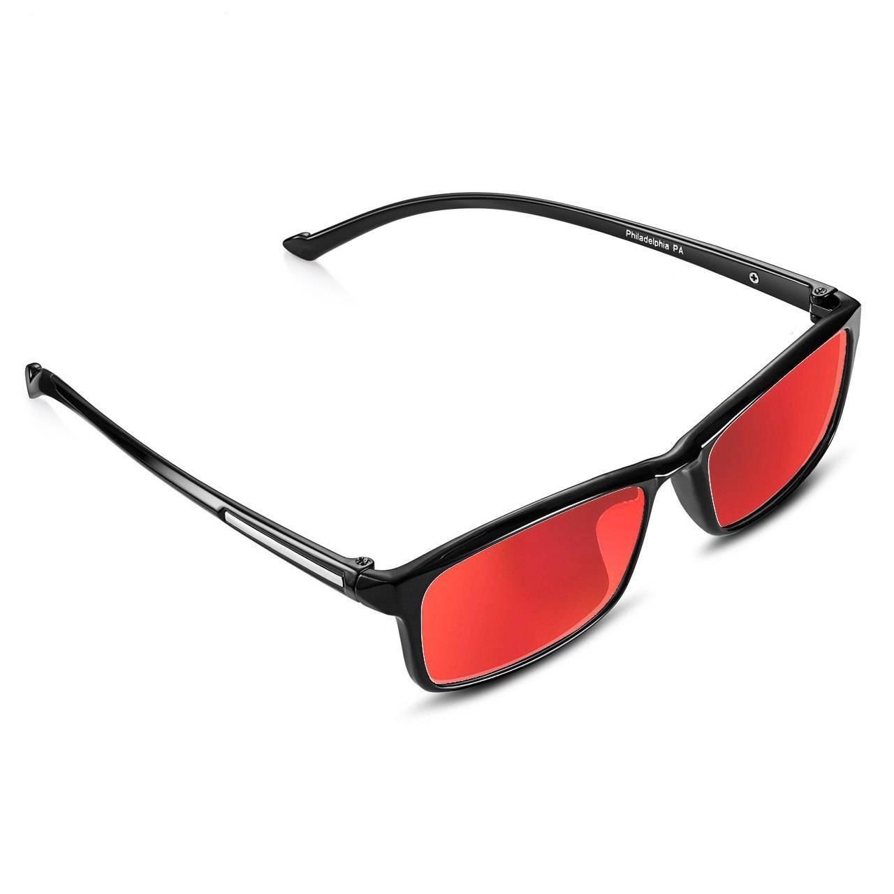 У вас нарушение цветовосприятия? очки для дальтоников — ваше спасение