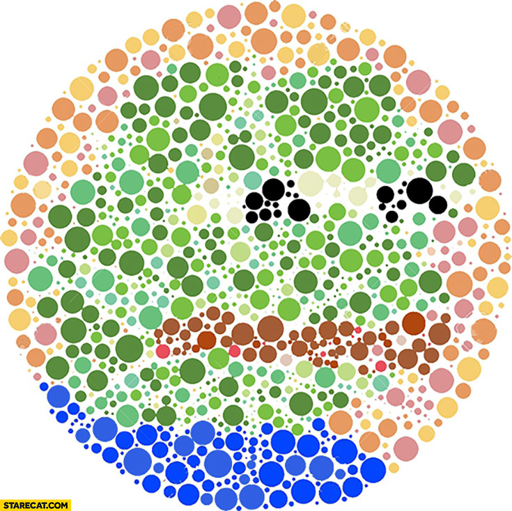 Дальтонизм – что это такое, причины и симптомы цветовой слепоты