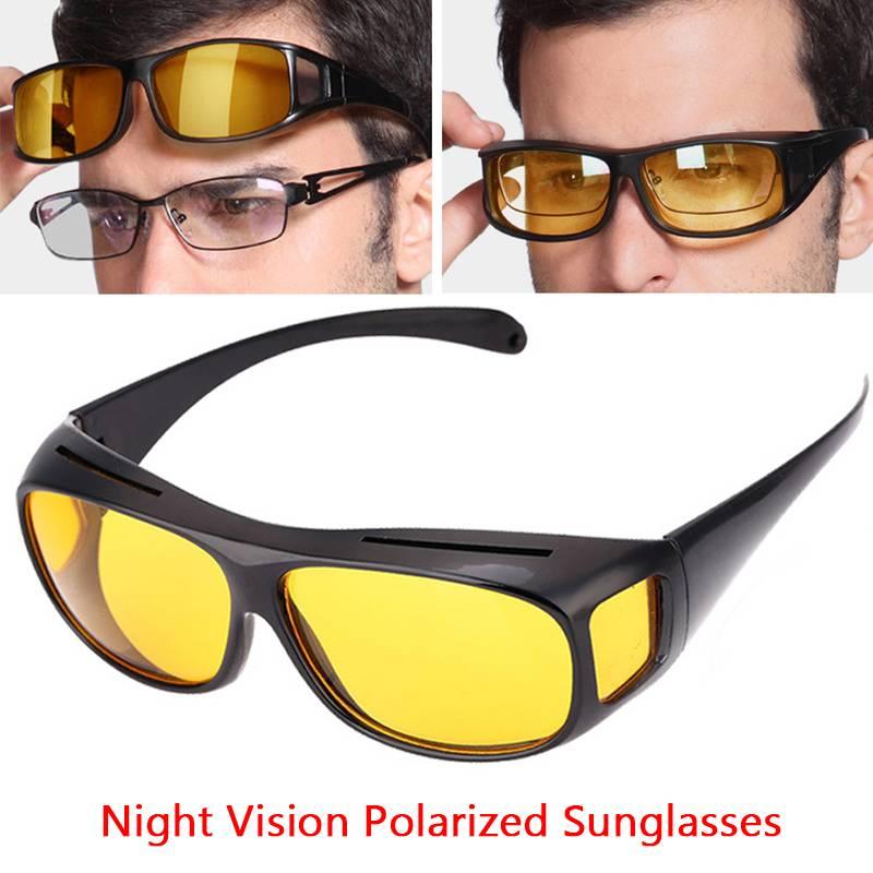 Лучшие очки для водителей по отзывам покупателей