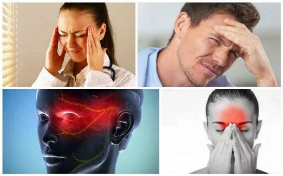 Может ли головная боль быть симптомом ухудшения зрения?