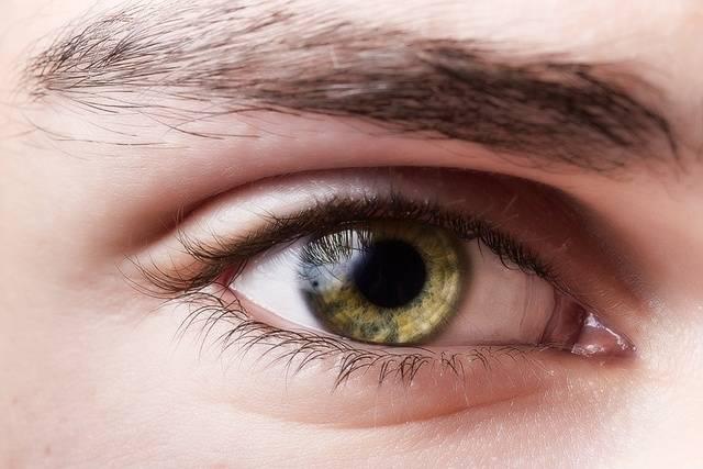 Пятна на радужке глаза