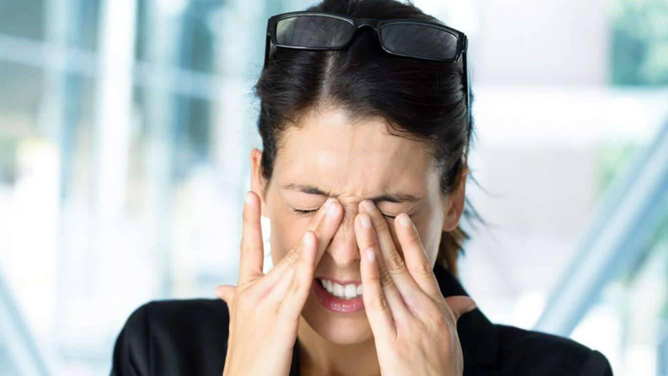 Зрительная астенопия глаз:причины, диагностика и лечение