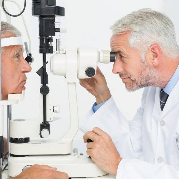 Симптомы и лечение глаукомы