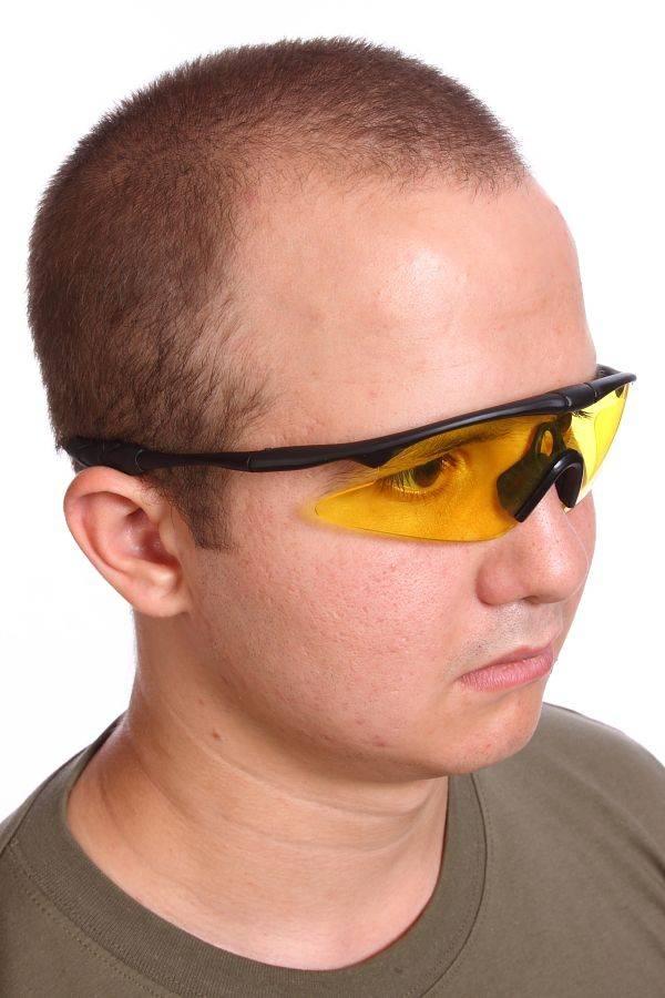 Для чего нужны жёлтые очки водителям, принцип действия, виды